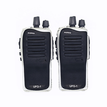 Baofeng Walkie Talkie 2PCS UFO-1 UHF 400-470MHz Fashion Design High Qulity Cheap Price BF-888S Upgraded Version Portable Radio
