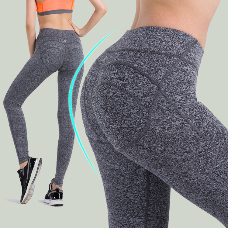 Sexy Raise Buttocks Yoga Pants Women Solid slimming quick dry running tights women gym leggings mallas deportivas mujer BKXY605<br><br>Aliexpress