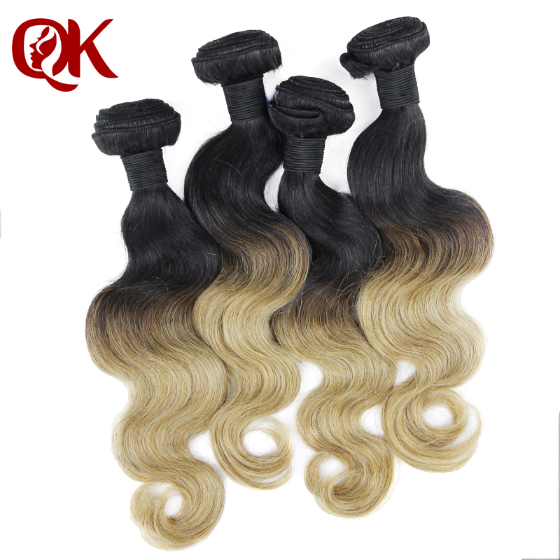 5A Peruvian Virgin Hair OMBRE T1B/27 Extension FREE SHIPPING 4PCS/LOT Human Hair body wave Weaves Peruvian Hair Extensions<br><br>Aliexpress