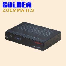 5pcs Original ZGEMMA star H .S Enigma 2 Linux Single DVB-S2 DVB s2 Tuner Dual Core FTA Satellite Receiver TF card ZGEMMA-star