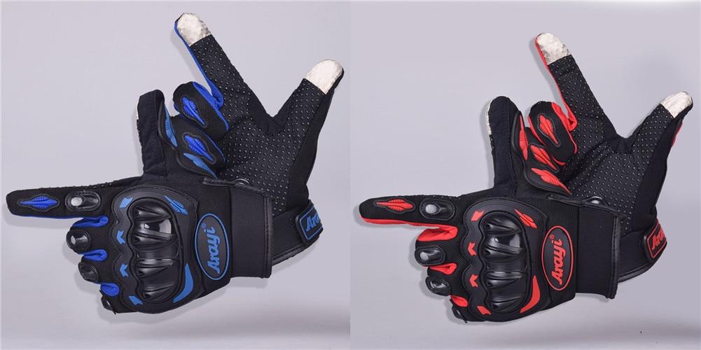 Kawasaki Motorcycle Gloves Motocross Guantes Moto Motocicleta Luvas Cycling Mountain Bike KTM gloves