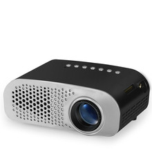 Support 1080P Proyector 3D Beamer Dual HDMI TV HD TV Home Cinema Projector HDMI LCD LED Game PC Digital Mini Projectors