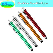 4PCS x Capacitive Stylus for Sony Xperia Z3 Tablet Compact SGP621 SGP771 Xperia Tablet S 9.4 Styli Pen Touch Screen Tablet Pens