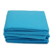 20pcs 180*80cm Disposable Massage SPA Bed Sheet Blue Tattoo Table Cover Waterproof Anti oil Non-woven Fabric Beauty Salon Tool(China)