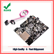 3D printer 2.8 inch full color touch screen U disk off the continuation of breaking material testing MKS TFT28 V1 board module(China)