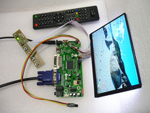 HDMI+DVI+VGA+Audio LCD driver board +N070ICG-LD1/LD4 1280*800 IPS LCD screen +OSD keypad +Remote controller DYI suit