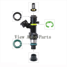 Free Shipping 200 sets Injector Repair & Service Kits For Japan Car   Including  Filter  O-Rings Seals Plastic Parts  VD-RK-0031
