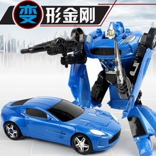 Newest Anime Cartoon Deformation Robot Toys Transformation Toy Deformation Robot Model Action Figures Toys Kids