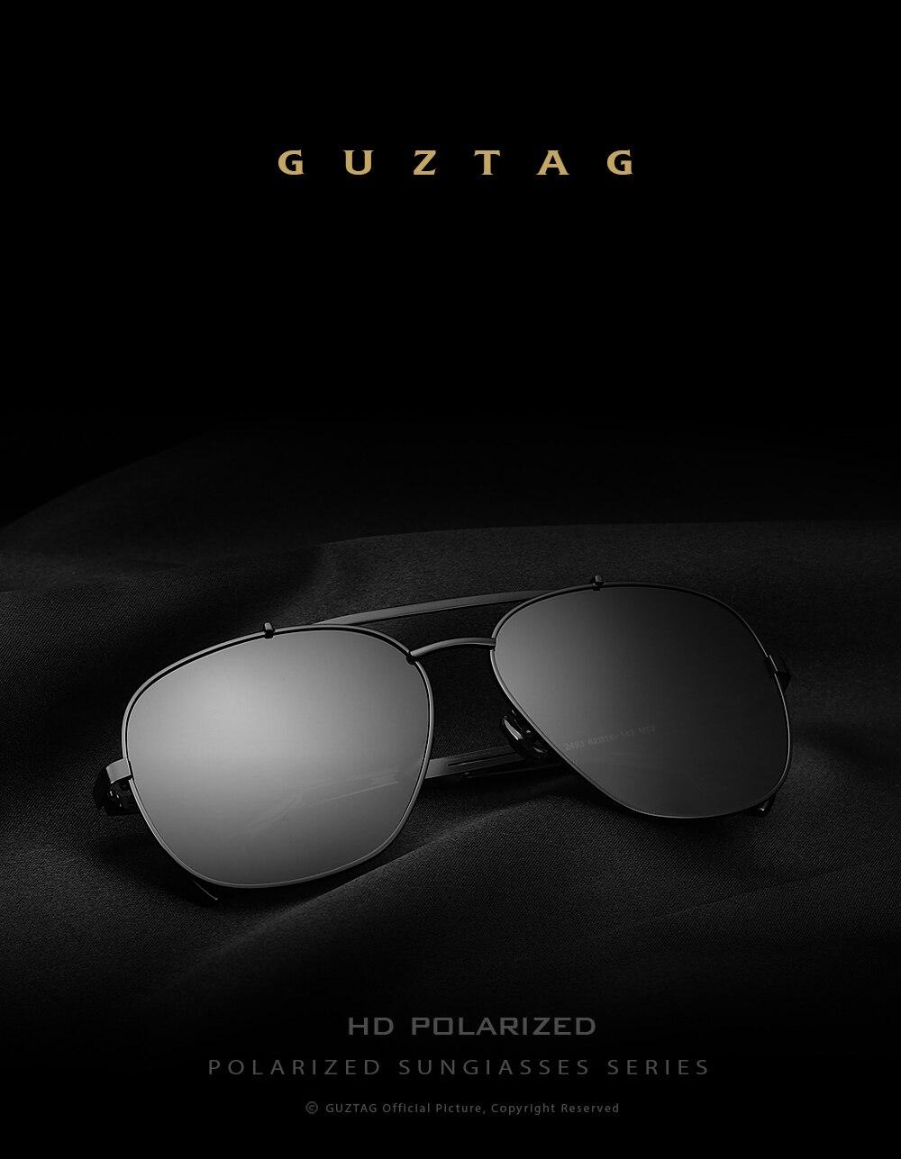 d12b65eb13 Detail Feedback Questions about GUZTAG Fashion Classic Square Men s ...
