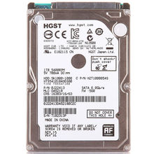 "HGST 2.5"" HDD 1TB 5400RPM 8M(1000GB) Internal Laptop Hard Drives disk SATAIII 1t  for Notebook HTS541010A9E680"