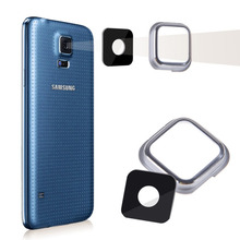 Spare Camera Glass Lens Cover Case Replacement Part for Samsung Galaxy S5 SV i9600