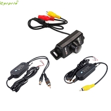 Cls Wireless Car Reverse Rear View System Night Vision Backup Camera For Car parking Aug 10 5up(China)