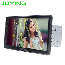 Joying 2GB RAM new best Universal style 10.1'' Double 2 Din Android 6.0 Car Radio 1080p GPS Navigation system SWC BT Head Unit(China)