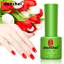 Danchel Classic Red Series Gel Polish LED UV Nail Gel Lacquer Lasting Gel Varnish Gelpolish Vernis Primer Semi Permanent Glue