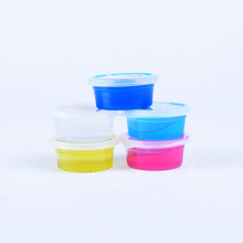 Crystal Fruit Magnetic Colored Clay Mud Intelligent Hand Gum slime Plasticine Rubber Mud Playdough Gift Baby Fun Toys Hot Sale(China)