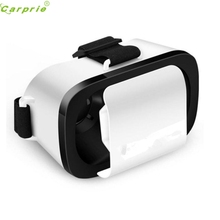 Best Price ! new Goggles VR BOX Google Cardboard Virtual Reality 3D Glasses For Samsung s7 S6 S5 S4 high quality DEC14