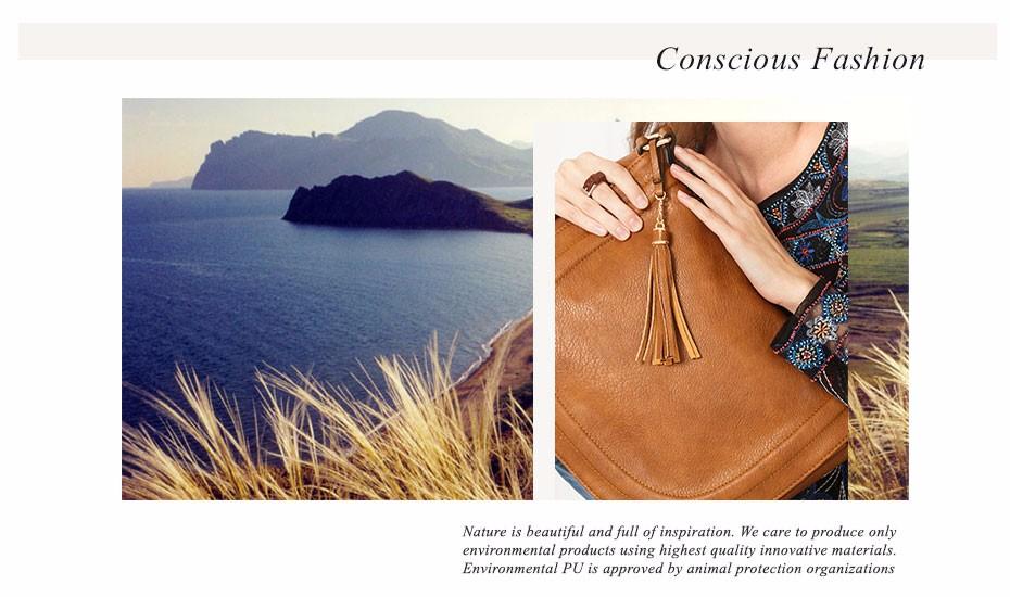 AMELIE GALANTI casual crossbody bag soft cover solid saddle fashion women messenger bags high quality shoulder bag for women (18)