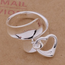 Free Shipping Promotion Silver plated  Silver Ring Fashion Jewellery Ring Women&Men red stone /aecaivja bqiakhpa AR098