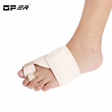 OPER Corect posture big Toe Bunion Splint Straightener Stabilizer Corrector Pain Relief Foot Hallux Valgus Fracture Sprains(China)