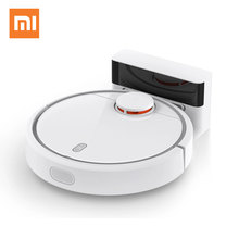 Original Xiaomi Mi Robot Vacuum Cleaner Robotic Smart Planned App Remote Control Automatic Sweeping Dust Sterilize Self Charge