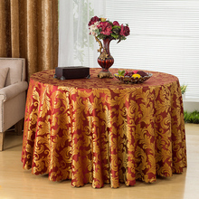 6 Colors High-grade Floral Table Cloth Tablecloths Tableware Wedding Party Restaurant Hotel Banquet Home Textile Toalhas De Mesa