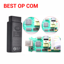 Best Op-com OP com V1.70 Auto Diagostic Tool For Opel Op-com V5 Version With PIC18F458 Chip Opcom OBD2 Scanner(China)