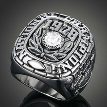 Wholesale Fashion Hot Sale European and American  Replica Ring 1978 Alabama Crimson Tide National Championship Ring  J02031