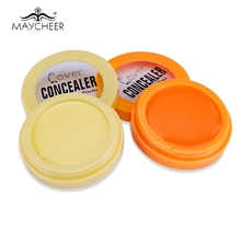 MAYCHEER Professional for Eye Bags Dark Circles Makeup Eye Concealer Cream Contour Palette Moisturizing Oil-control Make Up(China)