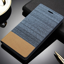 For Nokia Lumia 535 Case Retro Phone Cover Flip Stand Jeans Canvas PU Leather Wallet Cases For Microsoft Lumia 535 Funda Coque