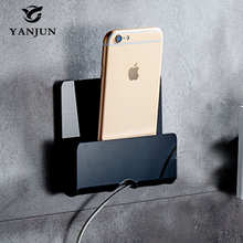 Yanjun Wall Mount Mobile Phone Shelf 2PCS YJ-8830(China)