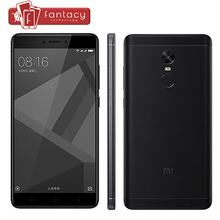 "Original Xiaomi Redmi Note 4X Pro 4GB RAM 64GB ROM SmartPhone MTK X20 Deca Core 5.5"" FHD 13MP Fingerprint Global Firmware MIUI 8"