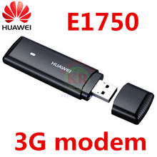 3g USB Modem Huawei E1750 WCDMA 3g Dongle 3g usb Adapter 3g usb stick pk E3131 HUAWEI Modem PK E367 E1820 E1750(China)