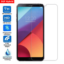 For Lg G6 Glass For Lg G5 Screen Protector Tempered Glass For Lg Google Nexus 5x 5 4 G4 Beat G3 G2 Mini Glas Protective Film 9H(China)