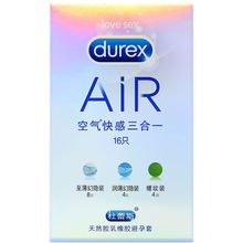 Authenticity Durex Condoms 16 Pcs Natural Latex Spiral Ultra Thin Lubricated Contraception 3 Types in 1 Box Condoms for Men(China)
