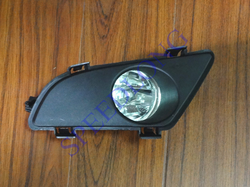 1 PC LH left side driving lamp front bumper fog light foglamp with cover for Mazda 6 2003-2005<br>