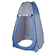 Portable Pop Up Dressing Changing Tent Picnic Camping Beach Fishing Toilet Shower Room Privacy Tents + Carrying Bag Ship from US(China)
