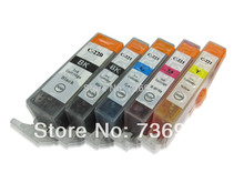 5X Generic printer ink cartidge PGI 220, CLI 221 BK BK C M Y for Canon ip3600 ip 4600 North America(China)
