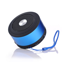 N8 My Vision Mini Speaker Best Gift Kalonki With Microphone FM Radio Bluetooth Audio Receiver Music Sound Box For Mobile Phone