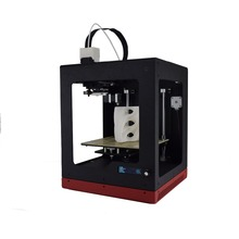 High resolution professional 200 desktop ABS 3D printer   200*200*185mm printing size print PC filament