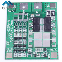 3S 3 Serial 12A Polymer Lithium Battery Charger Protection Board 12V 3pcs 18650 or 3.7 Li-ion Charging Protect Module BMS