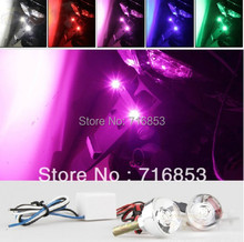 Motorcycle scooter electric bike refires  flash lamp super bright led lighting scooter lamp tail light