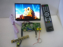 Raspberry pie 7 inch hd vehicle DYI show suite N070ICG - LD1/LD4 IPS  1280 x800 HDMI + VGA + 2 av + USB can play video files