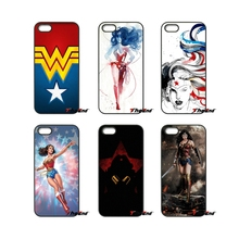 Superhero Wonder Woman DC Comics Mobile Phone Case For HTC One M7 M8 M9 A9 Desire 626 816 820 830 Google Pixel XL One plus X 2 3(China)