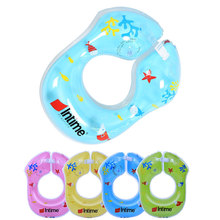 Baby Inflatable Swimming Ring Float Swim trainer Float Swim Accessories Life Vest(China)