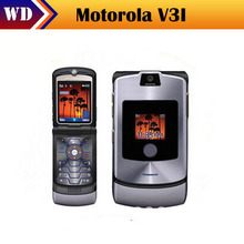 Original phone v3i mobile phone unlocked v3i mobile phone All GSM Carrier work AT&T T-Mobile