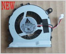 Genuine New laptop cpu fan For SAMSUNG 530U3C 532U3C 530U3B 535U3C 540U3C NP535U3C KDB0505HA CE21 BA31-00125C 5v 0,4a  US