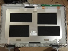 "Original 95% new For Dell XPS L702X / L701X Laptop 17.3"" LCD back Cover Lid & Hinges With WLAN ONLY 32GM7LCWI40 - 076RGV 76RGV"