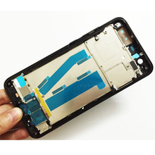 High Quality LCD Holder Screen Front Frame For Xiaomi Mi6 Mi 6 Front Housing Case Replacement