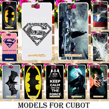 Cover Cases For Cubot Note S Dinosaur H2 Rainbow X15 X16 X17 Z100 P12 Cases Batman Captain America Logo Bag soft tpu Silicone