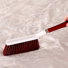 1Pcs Home Daily Round Handle Dust Brush Multi - Function Dust Brush Cleaning Bed